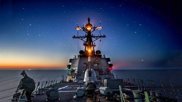 Амерички разарач Доналд Кук - Sputnik Србија