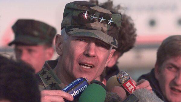 Пензионисани амерички генерал Весли Кларк - Sputnik Србија
