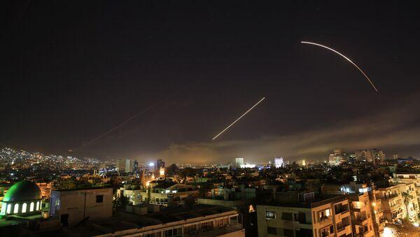 Напад на Сирију - Sputnik Србија