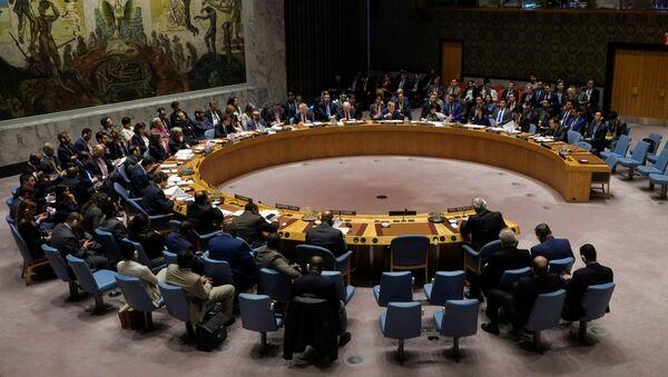 Савет безбедности Уједињених нација - Sputnik Србија