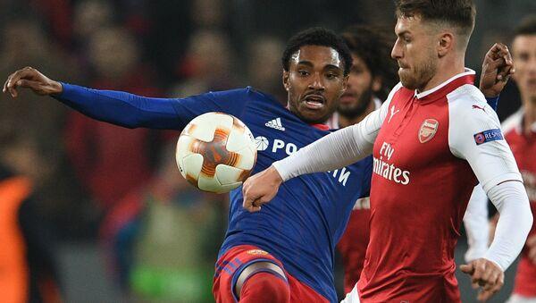 Utakmica CSKA-Arsenal  - Sputnik Srbija