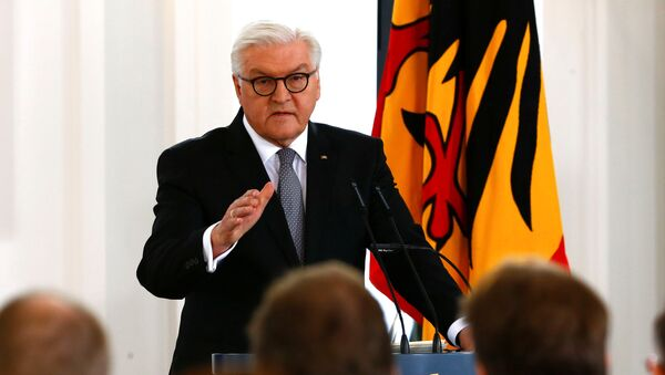 Predsednik Nemačke Frank-Valter Štajnmajer - Sputnik Srbija