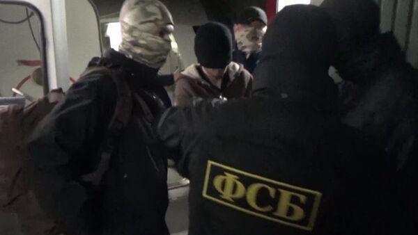 FSB hapsi teroriste - Sputnik Srbija