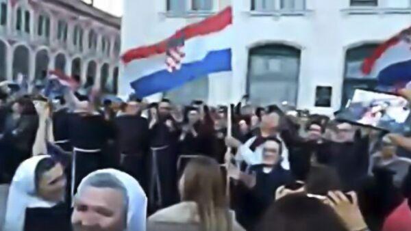 Фратри играју у Сплиту - Sputnik Србија