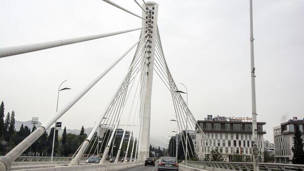 Most Milenijum u Podgorici - Sputnik Srbija