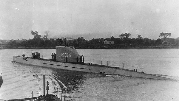 Немачка подморница - Sputnik Србија