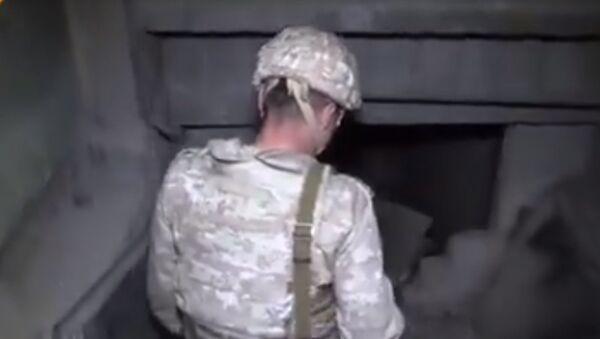 Pronađena hemijska laboratorija terorista u Istočnoj Guti - Sputnik Srbija