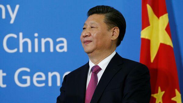 Predsednik Kine Si Đinping - Sputnik Srbija