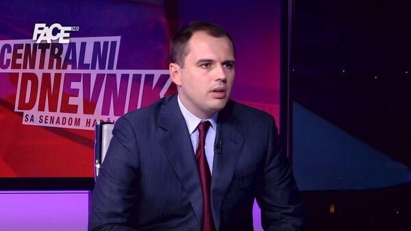 Reuf Bajrović - Sputnik Srbija