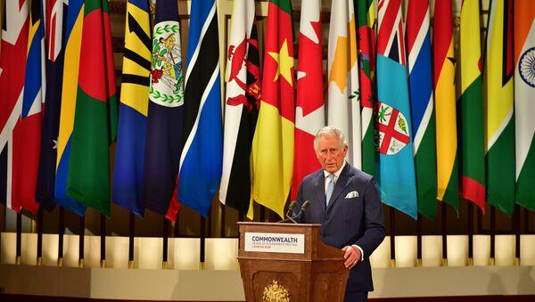 Britanski princ Čarls na sastabku lidera zamelja Komonvelta. - Sputnik Srbija