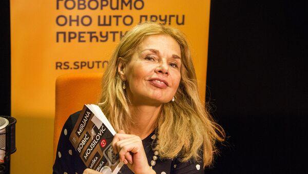 Mirjana Bobić Mojsilović - Sputnik Srbija
