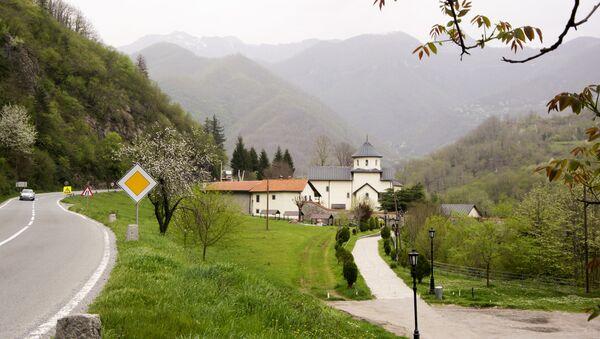 Манастир Морача - Sputnik Србија