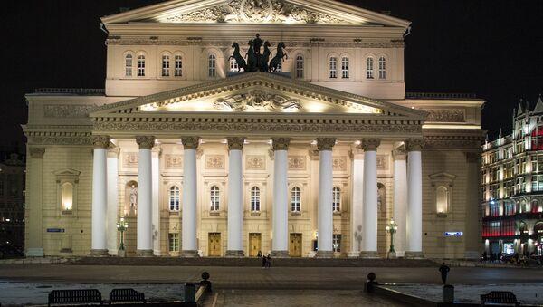 Boljšoj teatar - Sputnik Srbija