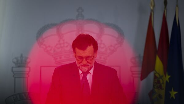 Премијер Шпаније Маријано Рахој - Sputnik Србија