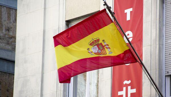 Застава Шпаније - Sputnik Србија