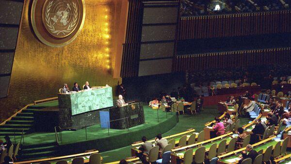 Генерална скупштина Уједињених нација - Sputnik Србија