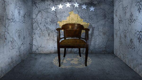 Stolica u UN - ilustracija - Sputnik Srbija