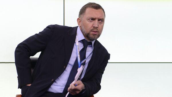 Олег Дерипаска - Sputnik Србија
