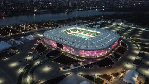 Stadion Rostov arena u Rostovu na Donu - Sputnik Srbija