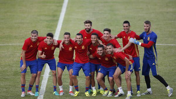 Reprezentacija Španije u Fudbalu - Sputnik Srbija