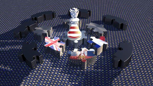 Sad, Velika Britanija, Srbija i Francuska - ilustracija - Sputnik Srbija