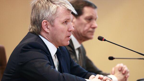 Ruski ministar sporta Pavel Kolobkov - Sputnik Srbija