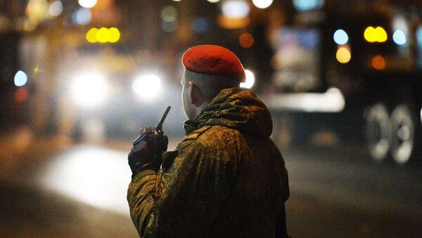 Vojna policija Rusije - Sputnik Srbija
