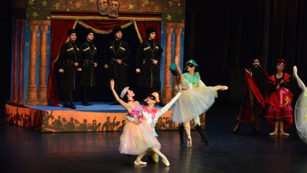 Премијера балета Пинокио у Српском народном позоришту у Новом Саду - Sputnik Србија