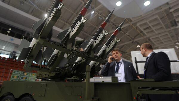 Макета ПВО система С-125-2ТМ Печора 2ТМ - Sputnik Србија