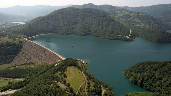 Језеро Газиводе - Sputnik Србија