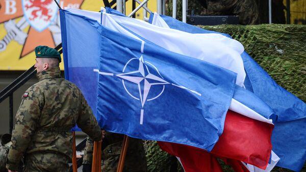 Zastava NATO-a - Sputnik Srbija
