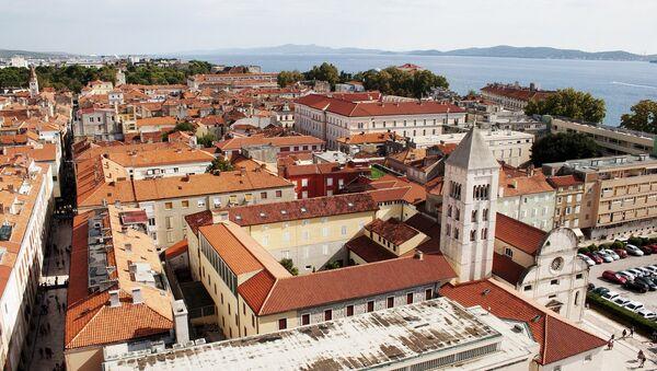 Stari grad u Zadru - Sputnik Srbija