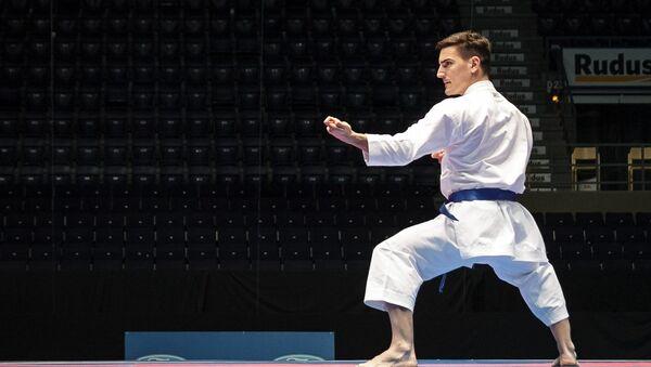 Takmičenje u karateu - Sputnik Srbija