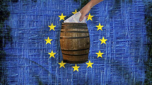 ЕУ буџет  - илустрација - Sputnik Србија