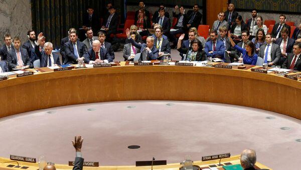 Savet bezbednosti Organizacije ujedinjenih nacija - Sputnik Srbija