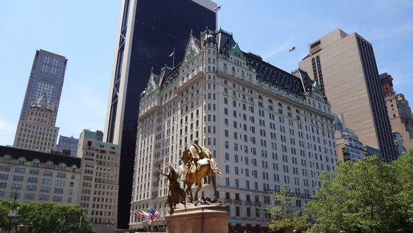 Čuveni hotel Plaza u Njujorku - Sputnik Srbija