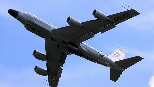 Boing RC-135 američke avijacije - Sputnik Srbija