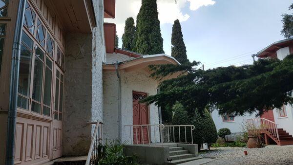 Место на коме је последње године свог живота провео Антон Чехов - Sputnik Србија