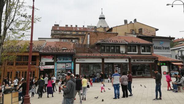 Sarajevo - Sputnik Srbija
