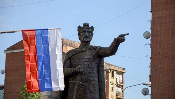Косовска Митровица се припрема за обележавање Дана победе - Sputnik Србија