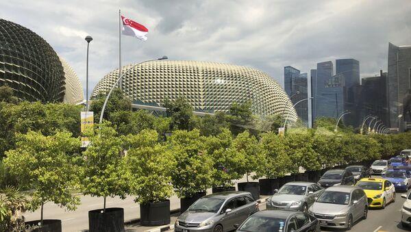 Singapur - Sputnik Srbija