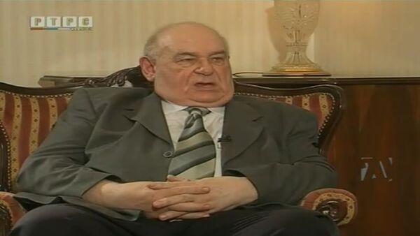 Bivši predsednik RSK Borislav Mikelić - Sputnik Srbija
