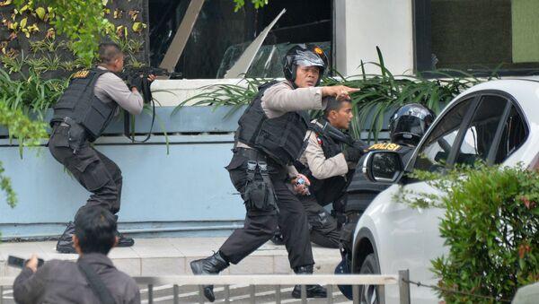 Индонезијска полиција - Sputnik Србија