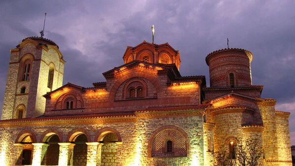 Crkva Sv. Klimenta, Ohrid. - Sputnik Srbija