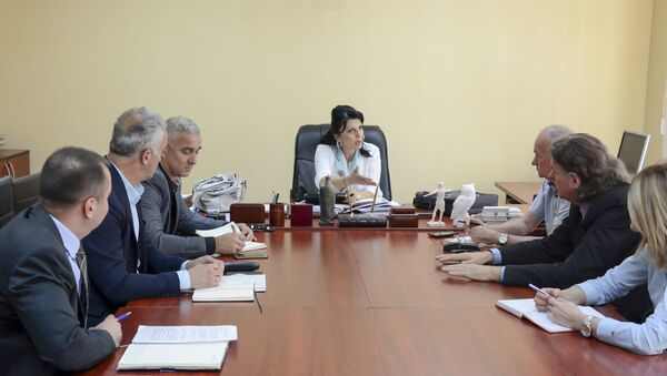 Састанак управљачко тима за формирање ЗСО - Sputnik Србија