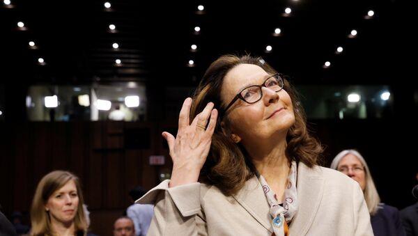 Novi direktor CIA Đina Haspel - Sputnik Srbija