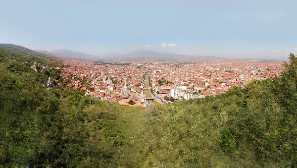 Pogled na Prizren, Kosovo i Metohija - Sputnik Srbija