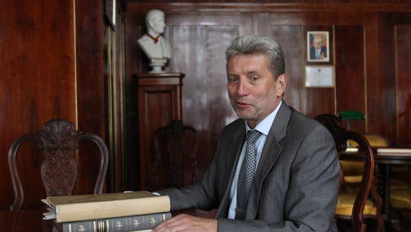 Direktor Ruske nacionalne biblioteke Aleksandar Vislij - Sputnik Srbija