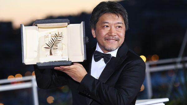 Јапански режисер Хирокадзу Кореда, победник 71. Канског филмског фестивала - Sputnik Србија