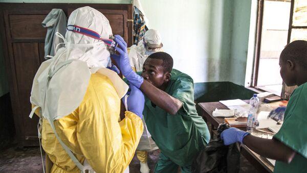 Ebola u Kongu - Sputnik Srbija